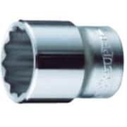 NHS321 [ソケツトレンチ用ソケツト(差込角:9.5mm)六角対辺:21mm]