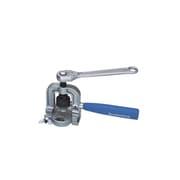TH406R [フレキ管ツバ出し工具(ラチエットハンドル式)]