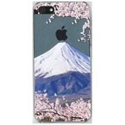 MIP5S-003 [iPhone5Sカバー 富士山と桜]