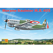 1/72 RSM92152 モランソルニエ MS405