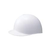 164-EZ-W1-J [ヘルメット(耐電型野球帽タイプ) 白]