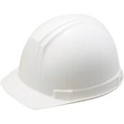 0169-FZ-W8-J [ABS製ヘルメット(前ひさし・溝付型)EPA付 白]