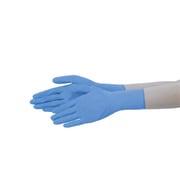 NBR-PF10BM [ニトリル手袋 粉なし 青 M]