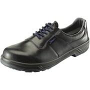 8511N-25.5 [安全靴 短靴 8511黒 25.5cm]