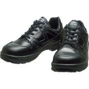 8611BK-25.5 [安全靴 短靴 8611黒 25.5cm]