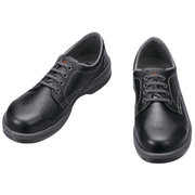 7511B-27.5 [安全靴 短靴 7511黒 27.5cm]