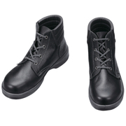 7522N-27.0 [安全靴 編上靴 7522黒 27.0cm]