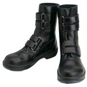8538N-27.0 [安全靴 マジック式 8538黒 27.0cm]