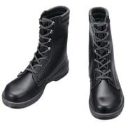 7533N-27.5 [安全靴 長編上靴 7533黒 27.5cm]