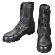 AS28-25.5 [安全靴 マジック式 AS28 25.5cm]