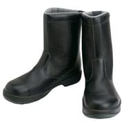 SS44-27.0 [安全靴 半長靴 SS44黒 27.0cm]