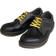 SS11BKS-25.5 [静電安全靴 短靴 SS11黒静電靴 25.5cm]