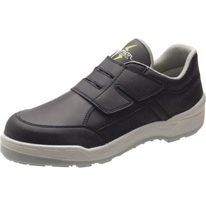 8818BUS-25.5 [静電プロスニーカー 短靴 8818N紺静電仕様 25.5cm]