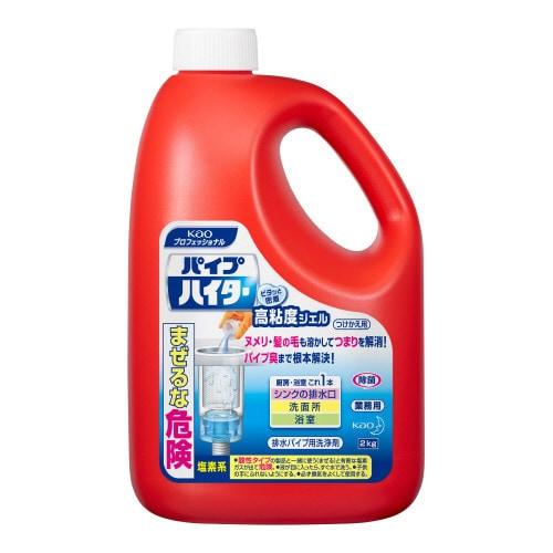 花王プロシリーズ パイプハイター高粘度ジェル2Kg つけかえ用 [洗剤・クリーナー]