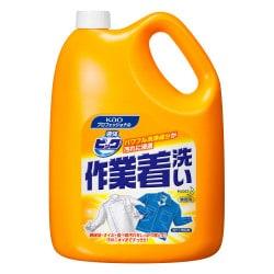 花王プロシリーズ 液体ビック作業着洗い 4.5Kg [液体洗剤]