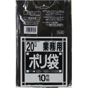 N-22-BK [N-22Nシリーズ20L 黒 10枚]