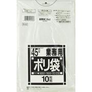 N-43-CL [N-43Nシリーズ45L透明 10枚]