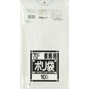 N-73-CL [N-73Nシリーズ70L透明 10枚]