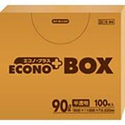 E-94-HCL [E-94エコノプラスBOX90L半透明 100枚]