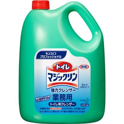 花王プロシリーズ トイレマジックリン 強力クレンザー 4.5Kg [トイレ用洗剤]
