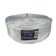 Y-10 [PP融着三本撚ロープ(ツカサロープ)Y-10]