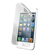 BSIP13PFY [iPhone 5s/5c/5用 気泡が消える液晶保護フィルム スーパー指すべり for ゲーム]