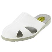 CA62-LL [静電作業靴 スリッパタイプ CA-62 LL]