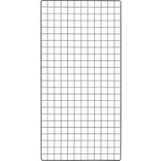 TN-6012 [棚用ディスプレイネット 金具付 600X1200 黒]