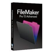 FileMaker Pro 13 Advanced Single User License HB792J/A