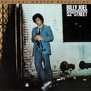 UDSACD2090 [52ND STREET / BILLY JOEL  高音質ハイブリッドSACD]