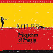 UDSACD2086 [SKETCHES OF SPAIN / MILES DAVIS  高音質ハイブリッドSACD]