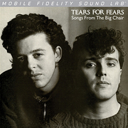 MOFI1-033 [SONGS FROM THE BIG CHAIR / TEARS FOR FEARS  高音質LP]