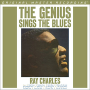 MFSL1-337 [THE GENIUS SINGS THE BLUES / RAY CHARLES  高音質LP]