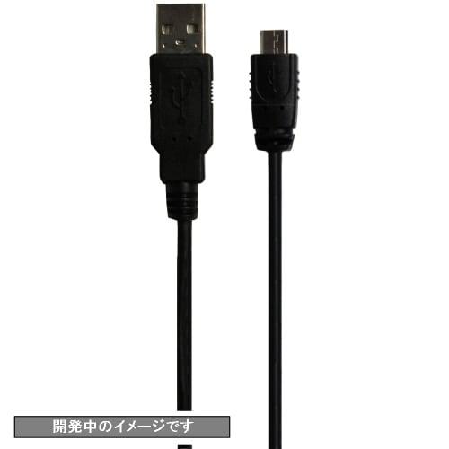 CY-P4US2C4-BK [PS4用 USB2.0コントローラー充電ケーブル 4m ブラック]