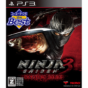 the Best NINJA GAIDEN 3: Razor's Edge [PS3用ソフト]
