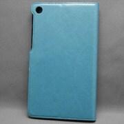 MINIOPAL SELLCTION 24084 [NEXUS7(2013年発売モデル) シンプルケース 合皮×プラスチック ブルー]