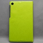MINIOPAL SELLCTION 24091 [NEXUS7(2013年発売モデル) シンプルケースル 合皮×プラスチック グリーン]