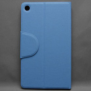 MINIOPAL SELLCTION 24411 [NEXUS7(2013年発売モデル) カードポケット付き 高質ケース 合皮×プラスチック ブルー]