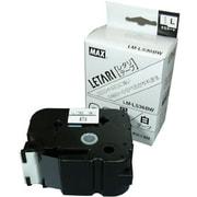 LM-L536BW [ラベルプリンタ ビーポップミニ 36mm幅テープ 白地黒字]
