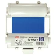 SL-R105T [ビーポップ 使い切りインクリボンカセット 紺]