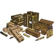 1/35 3509 6ポンド砲用砲弾セット [1/35 RCA3509 米英・57ミリ&6ポンド砲用砲弾セット4タイプ各4個]