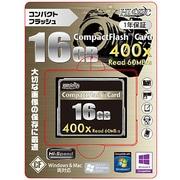 HDCF16G400X [コンパクトフラッシュ 小型メモリカード 16GB]