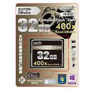 HDCF32G400X [コンパクトフラッシュ 小型メモリカード 32GB]