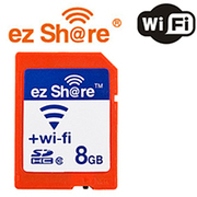 MLEZSDHC8GBCL10JP8GB [Class10 8GB 無線LAN内蔵SDカード ezShare]