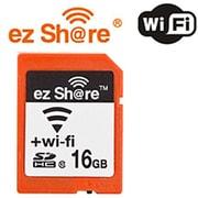 MLEZSDHC16GBCL10JP16GB [Class10 16GB 無線LAN内蔵SDカード ezShare]