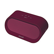 MXSP-BT04RE [Bluetooth+NFC搭載ポータブルスピーカー レッド]