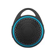 MXSP-BTW100BK [Bluetooth+NFC搭載ポータブルスピーカー 防滴機能(IPX4)対応 ブラック]