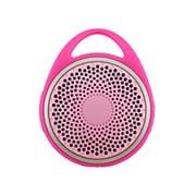 MXSP-BTW100PK [Bluetooth+NFC搭載ポータブルスピーカー 防滴機能(IPX4)対応 ピンク]
