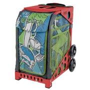 ZUCA Sport Frame Red+Insert Bag Ollie [ZUCAスポーツ フレーム(レッド)+インサートバッグ(オーリー) 旅行日数目安:1~2泊 29L]