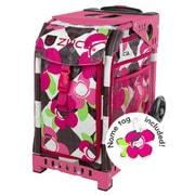 ZUCA Sport Frame HotPink+Insert Bag Blossom with Tag [ZUCAスポーツ フレーム(ホットピンク) +インサートバッグ(ブロッサム タグ付) 旅行日数目安:1~2泊 29L]